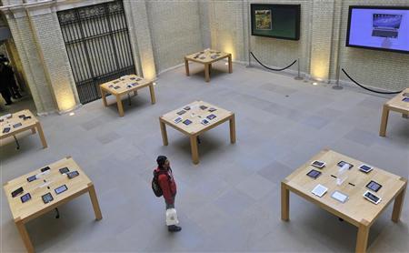 UK probes Apple iPad marketing over 4G access