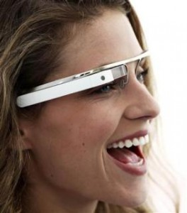 Google takes wraps off Web-based digital glasses