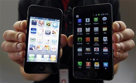 Court picks terms in Apple/Samsung patent case
