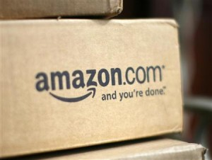 Amazon soars as digital sales boost margins