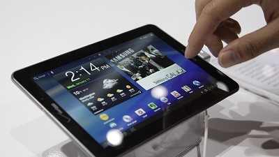 Samsung updates Galaxy tablets