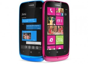 Nokia launches first NFC Windows Phone