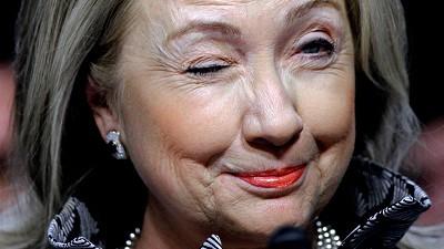 U.S. hacked al Qaida sites said Clinton