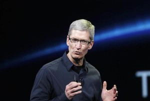 Apple CEO gives up $75 million in dividend income