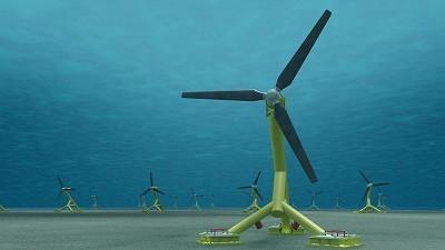 Underwater turbine tests completed