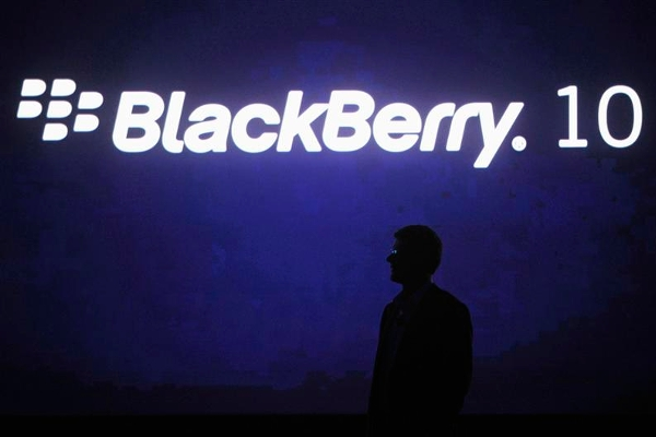 There won't be any physical keyboard for Blackberry 10