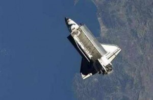 Secret military mini-shuttle lands in California