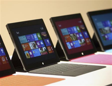 Microsoft launches promising tablet, risks remain