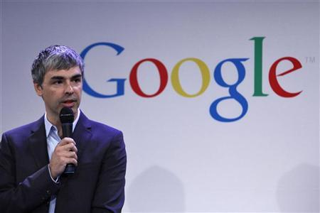 "Google CEO says ""nothing seriously wrong"""