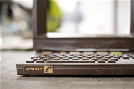 "French bid ""adieu"" to Minitel, the France-Wide Web"