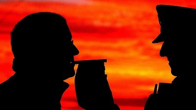 Drink-driver banned in two hours