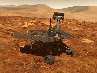 NASA's Mars rover may be in for blind landing