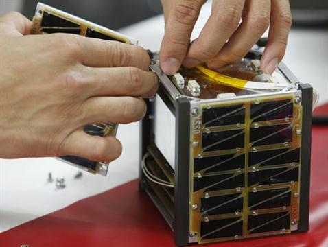 Homemade South Korean satellite to go boldly into space