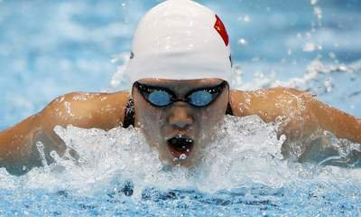 Drugs Body: Chinese Swim Medallist Is Clean