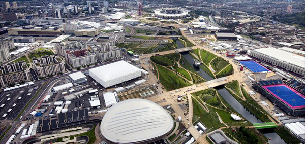 London 2012 Olympics: A story of sustainable architecture