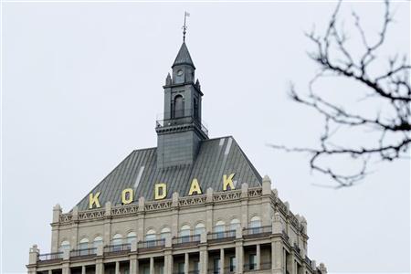 Apple, Google bid on Kodak patents