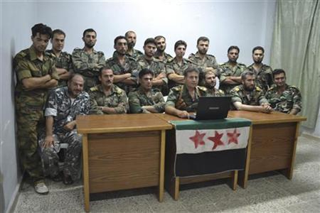 Disinformation flies in Syria's growing cyber war