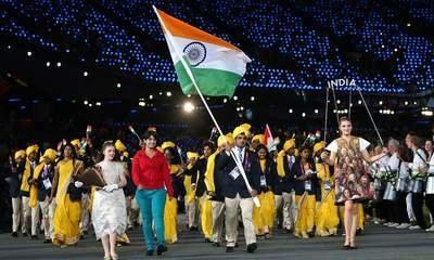 Olympics: Parade 'Gatecrasher' Says Sorry