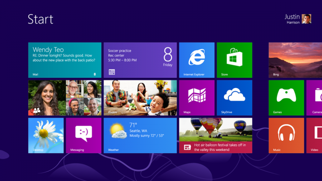 Microsoft Officially Signs Off On Windows 8, Releases It To Manufacturers