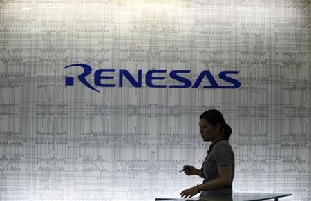 Japan government mulls Renesas rescue with Toyota, others