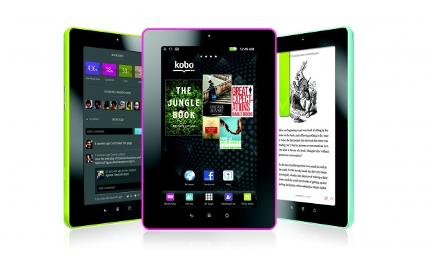 Kobo to launch new tablet device, more compact e-reader