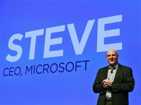 Microsoft CEO sees company becoming more like Apple