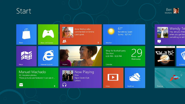 Microsoft sets Windows 8 price, opens for pre-order