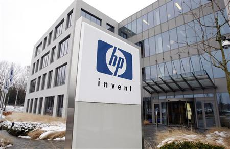 HP says products may have been sold to Syria by others