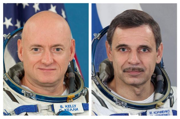 U.S. astronaut, Russian cosmonaut to spend a year in space