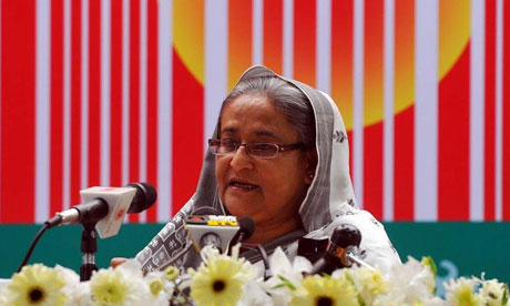 Bangladesh to live up with democracy, equity and justice: PM says to liberation war friends