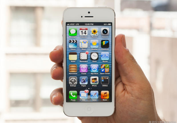 IPhone 5 hits China as Apple shares slide further