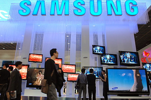 EU charges Samsung with abusing vital telecoms patent