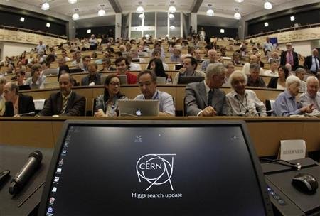 Scientists may make definitive Higgs boson announcement in March