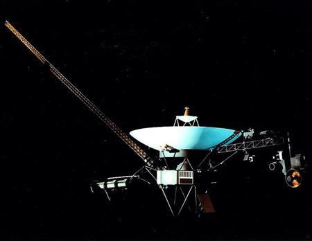"Voyager 1 probe leaving solar system reaches ""magnetic highway"" exit"