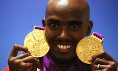 Olympic Hero Mo Held In US Terror Blunder