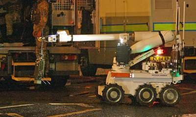 Northern Ireland Bomb: Family's Lucky Escape