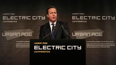 UK PM unveils Tech City transformation