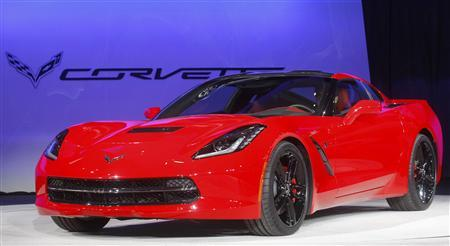 First take on 2013 Detroit auto show: Sportscars trump EVs