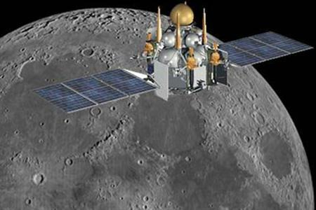 Russia plans to send probe to moon in 2015