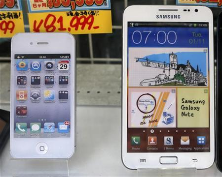 ITC to review Apple patent complaint against Samsung