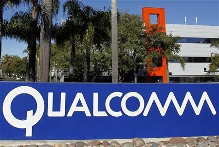 Qualcomm profit beats street, raises guidance; shares rise
