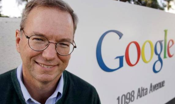 North Korean Students Use Google in Front of Eric Schmidt