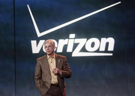 Verizon CEO says no Verizon Wireless buyout talks with Vodafone