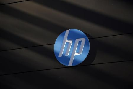 HP forecast beats Street, CEO says overhaul taking hold