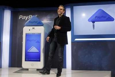 PayPal takes mobile payment service to Europe