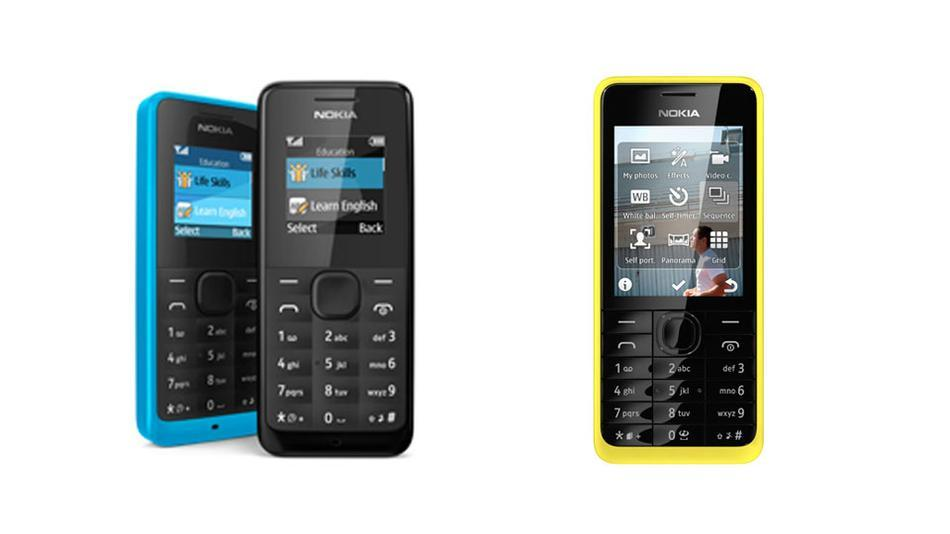 Nokia Unveils a $20 Phone for First-Time Buyers