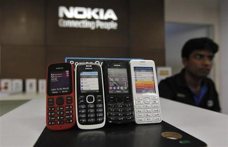 Nokia plays down $383 million India tax order