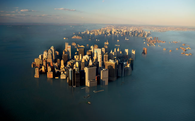 Rising up to prepare for sea level rise