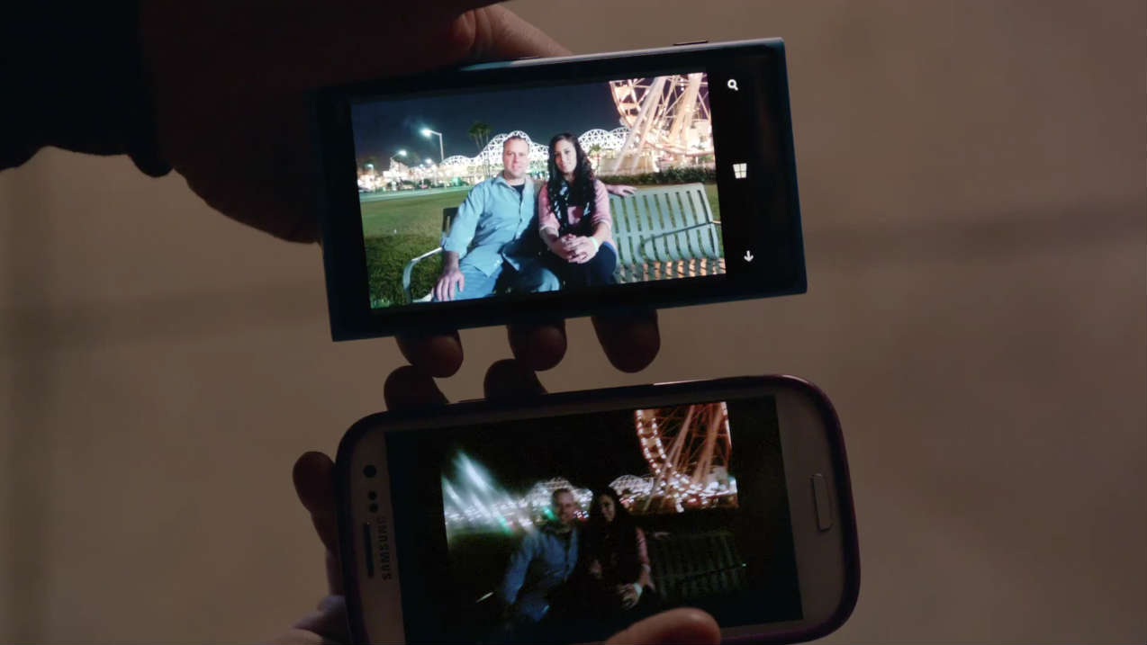 Windows Phone Ad Disses Galaxy S III With Camera Comparison