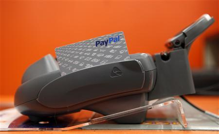 PayPal hopes to break shoppers' swipe habit in stores